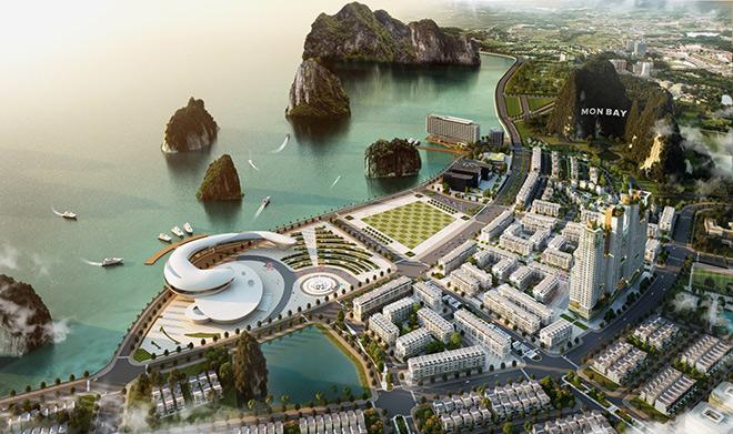 Dự án Mon Bay Hạ Long