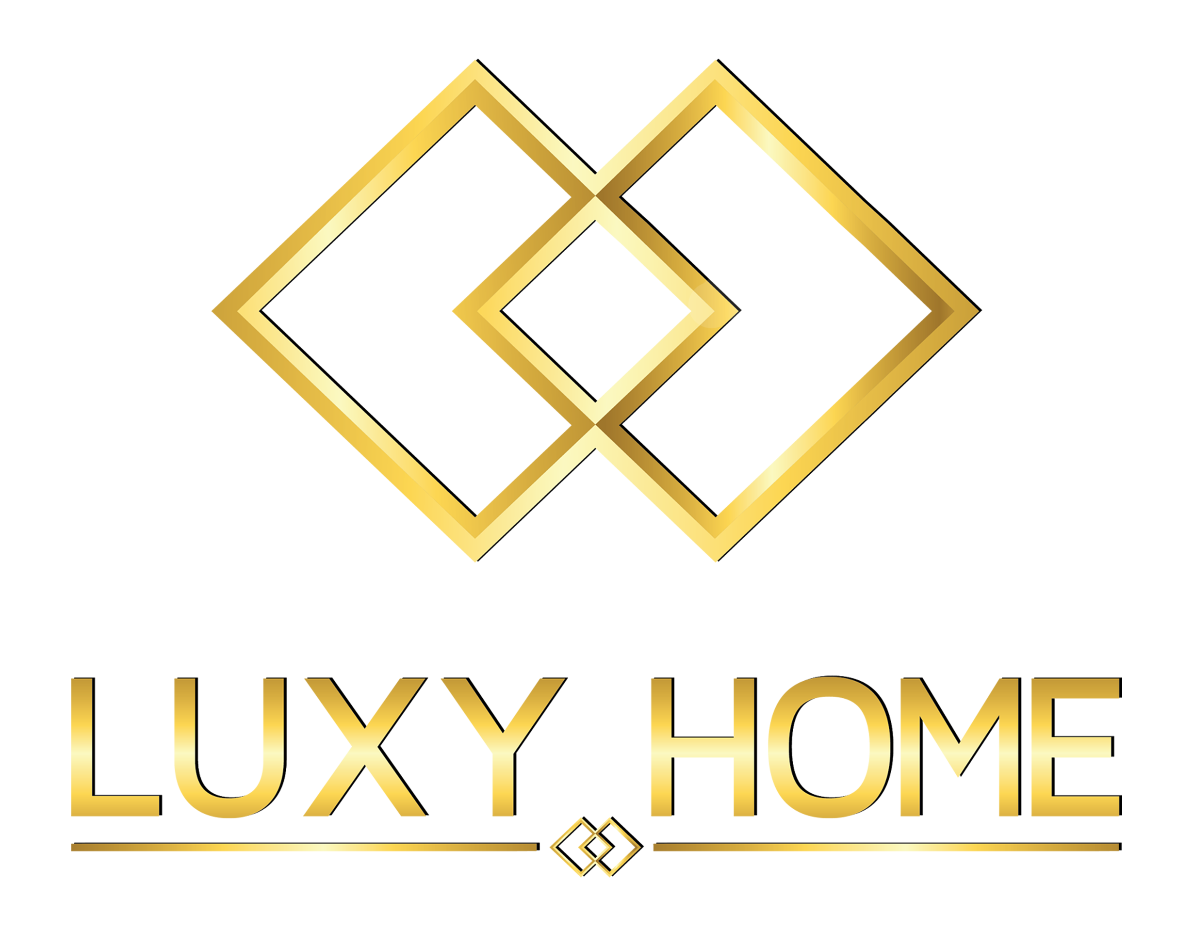 Logo banner Luxy Home