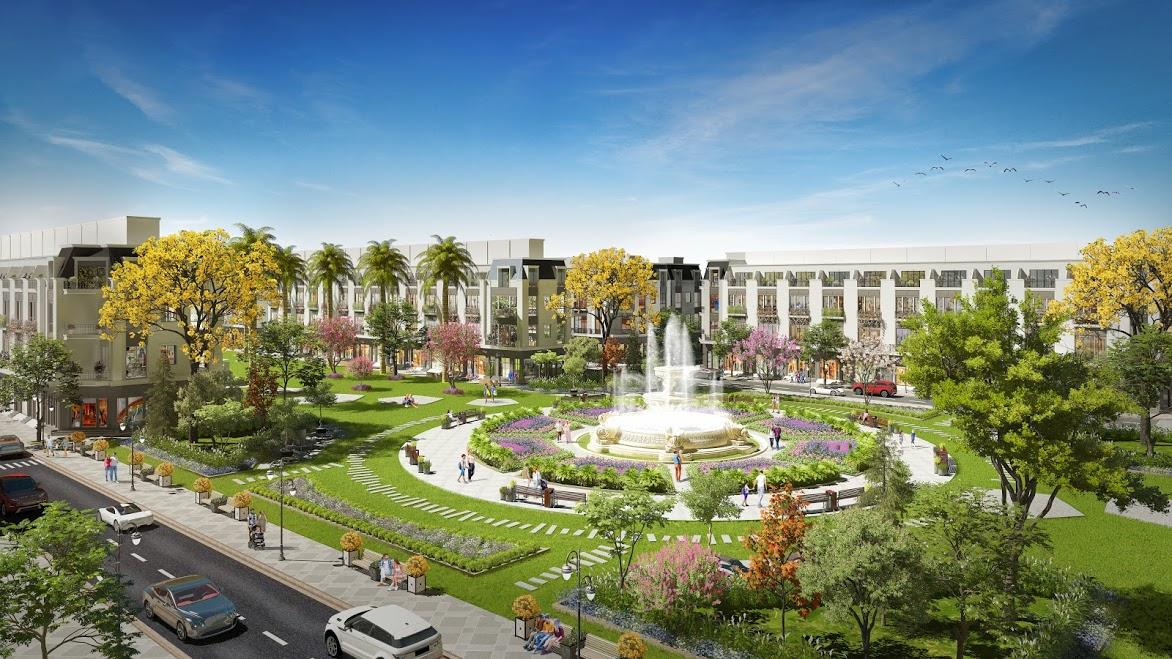 Palm Village Palm Square
