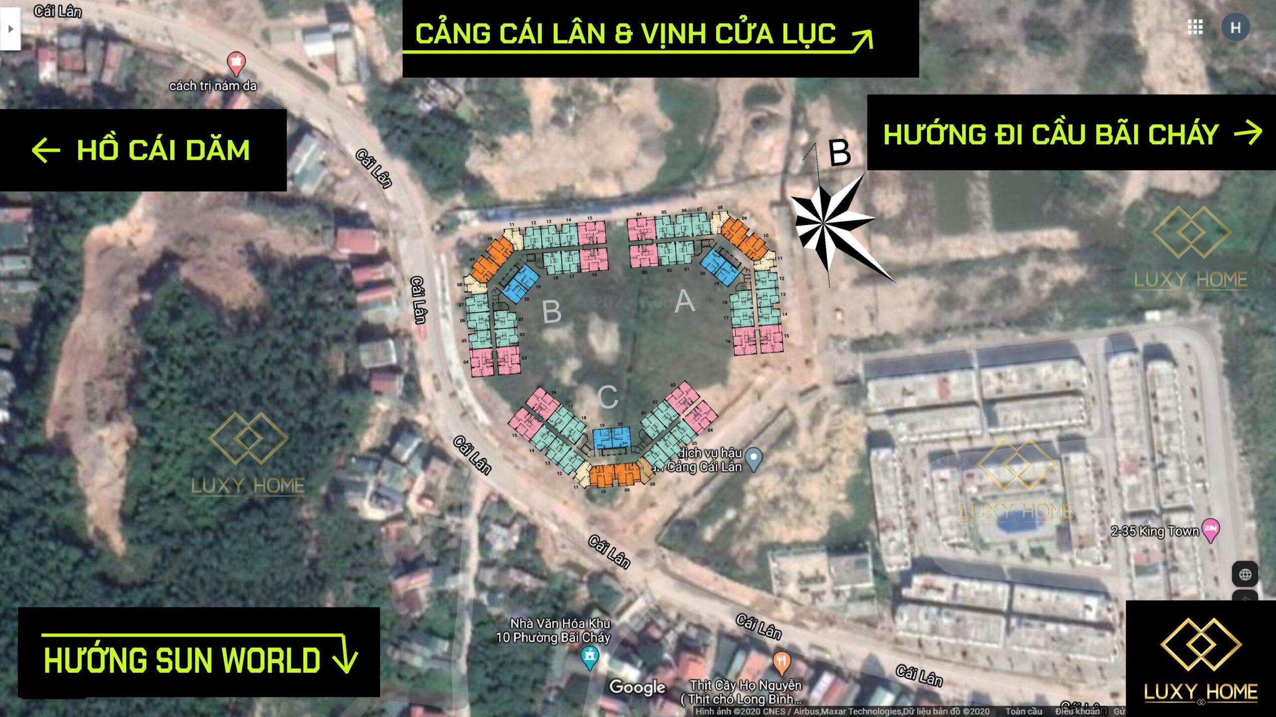 The Dragon Castle Hạ Long
