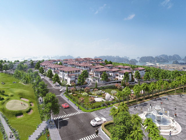 FLC Grand Villa Hạ Long